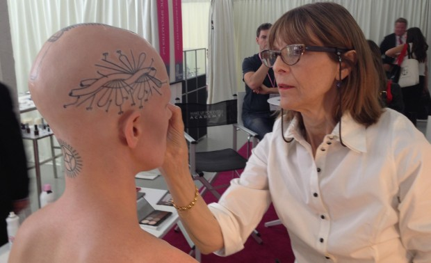 Makeup in NY_ mascara Patent Tattoo